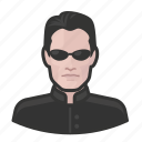 avatar, matrix, neo, keanu reeves, man, user, celebrity