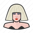 avatar, celebrity, lady gaga, musician, popstar, singer, user