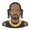 avatar, celebrity, musician, rapper, snoop dogg, user