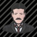 avatar, celebrity, electricity, inventor, nikola tesla, user