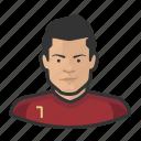 avatar, cr7, cristiano, footballers, ronaldo, user icon