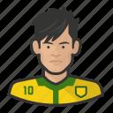 avatar, footballers, neymar, user icon
