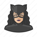 asian, avatar, catwoman, costume, superhero, user