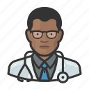avatar, doctor, healthcare, male, user icon