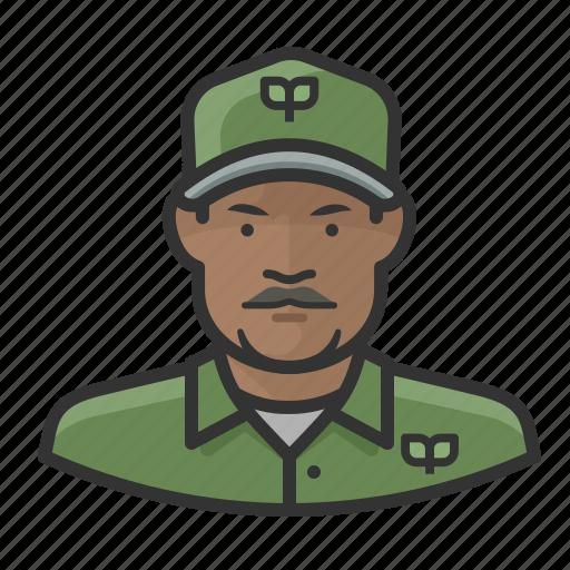 avatar, ecologist, environmentalist, male, man, user icon