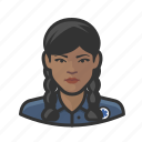 avatar, ems, female, user, woman