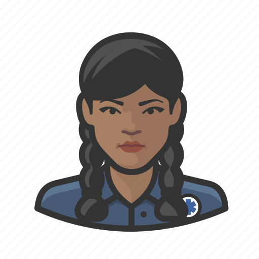 avatar, ems, female, user, woman icon