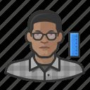 avatar, engineer, male, man, profile, user