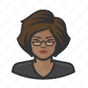 avatar, female, person, profile, user, woman