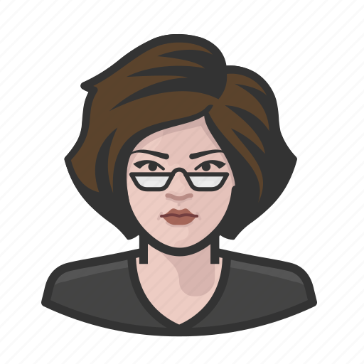 Avatar, female, person, user, woman icon - Download on Iconfinder