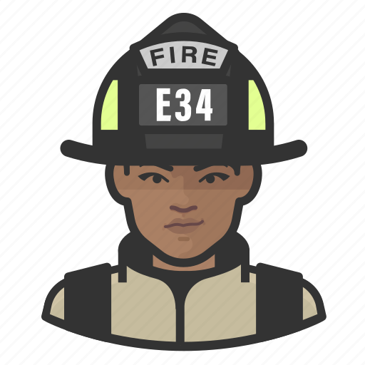 Avatar, female, firefighter, user, woman icon - Download on Iconfinder