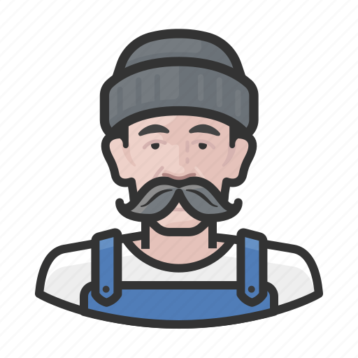 Avatar, face, male, man, person, user icon - Download on Iconfinder
