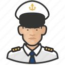 asian, avatar, male, man, naval, officers, user