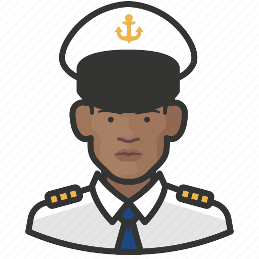 avatar, male, man, naval, officers, user icon