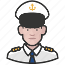 avatar, male, man, naval, officers, user
