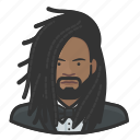 avatar, dreadlocks, male, man, rastafarian, tuxedo, user