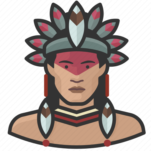 Attire, male, native, traditional icon - Download on Iconfinder