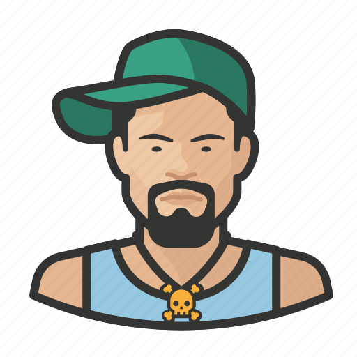 Asian, avatar, male, man, user icon - Download on Iconfinder