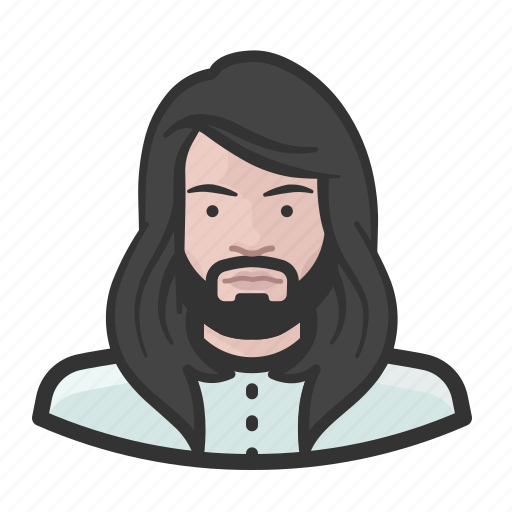 avatar, cult leader, jesus, user icon