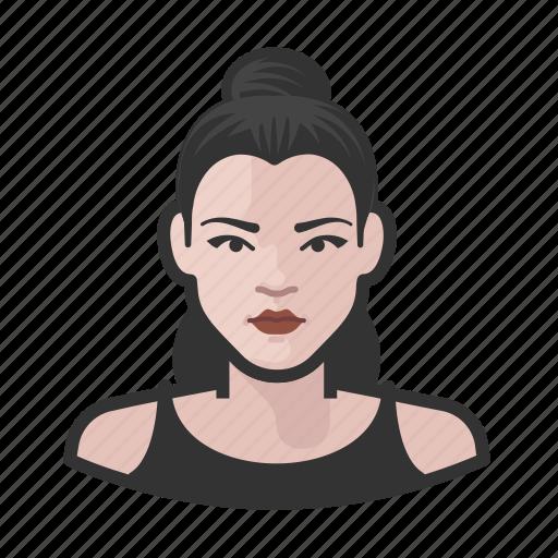 avatar, female, man, millennial, user icon