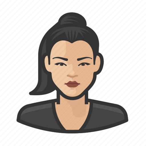 Avatar, female, millennial, user, woman icon - Download on Iconfinder