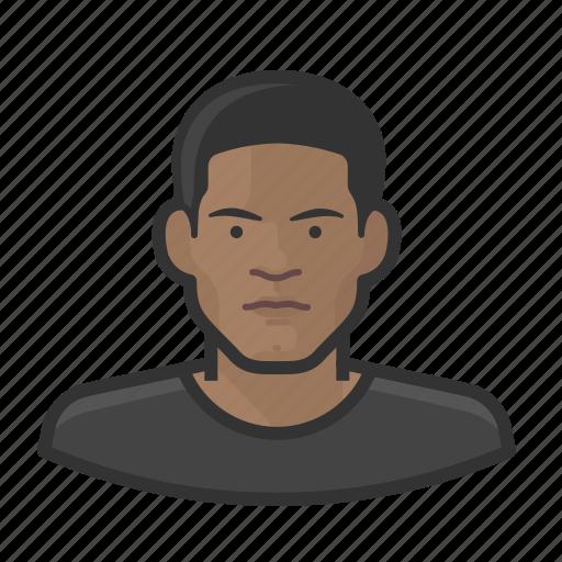 avatar, male, man, millennial, user icon