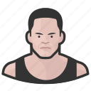avatar, bodybuilder, male, man, muscles icon