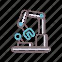 arm, hand, robotic