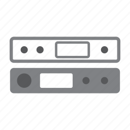 amplifier, audio, music, sound icon