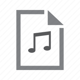 music, note, playlist, song, sound icon