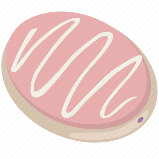 cake, candy, dessert, donut, doughnut, food, sweet icon