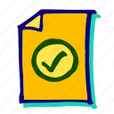 check, accept, approve, approved, checkmark, done, ok