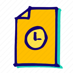 alarm, clock, hour, stopwatch, time, timer, watch icon