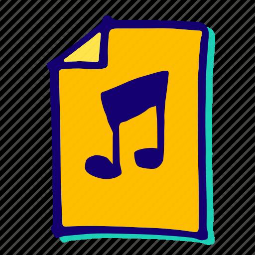 audio, media, music, play, player, sound, volume icon
