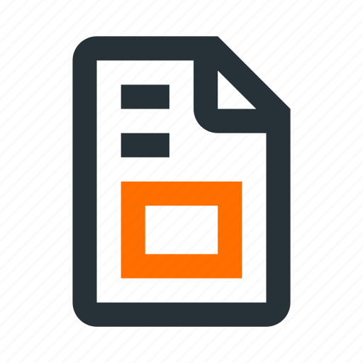 Document, extension, file, format, image, paper, text icon - Download on Iconfinder