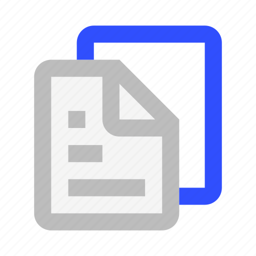 Attach, document, file, files, paper, text, type icon - Download on Iconfinder