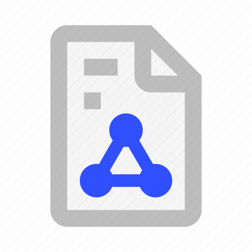 Document, file, paper, presentation, relations icon - Download on Iconfinder