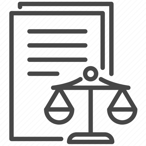 complaint, document, judge, law, legal, petition, warrant icon