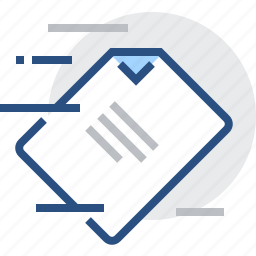 doc, document, file, flow, page, process icon