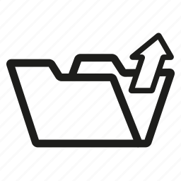archive, documents, folder, storage icon