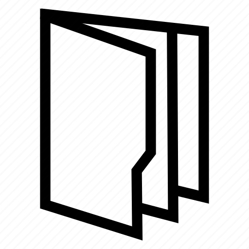 app, document, file, folder, interface, office, user icon