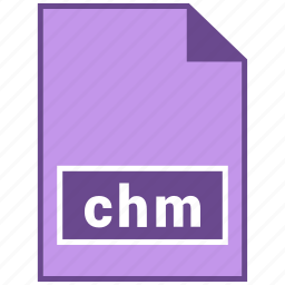 chm, document file format, file format icon