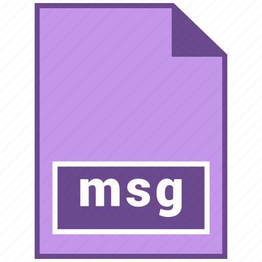 document file format, file format, msg icon