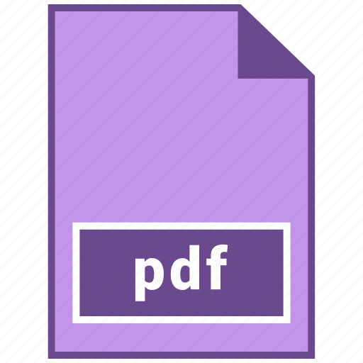 document file format, file format, pdf icon