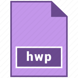 document file format, file format, hwp icon