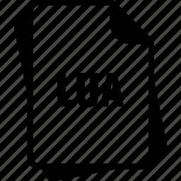 extention, file, lua, lua source file, type icon