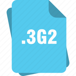 blue, extension, file, g2 3, page, type icon