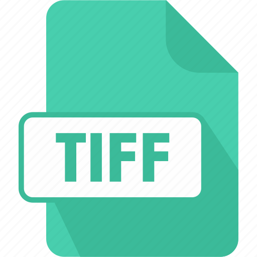 extension, file, tagged image file format, tiff, type icon