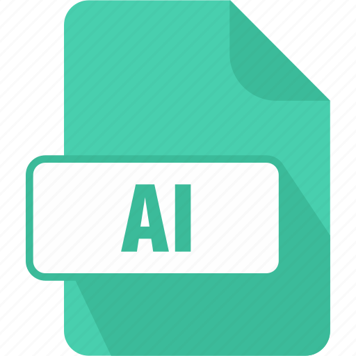 adobe, adobe illustrator file, extension, file, type icon