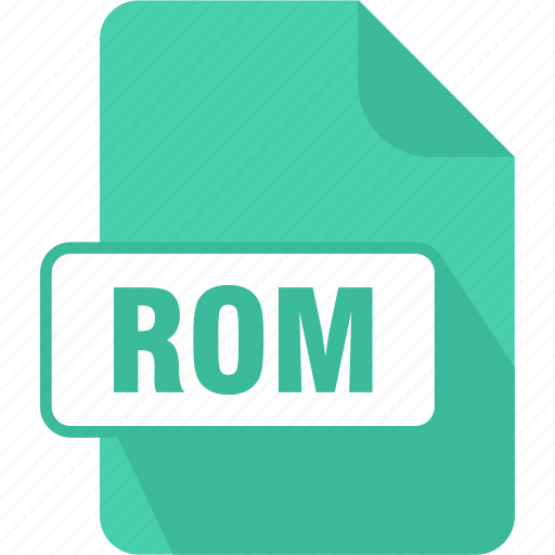 document, extension, file, game rom, n64 game rom file, rom, type icon